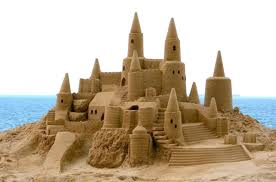 Labor Day Sand Sculpture Contest
