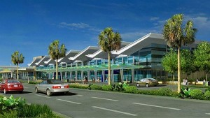Myrtle Beach Airport near Ocean Isle Beach