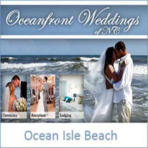 Ocean Front Weddings NC