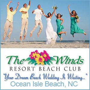 The Winds Beach Resort Weddings