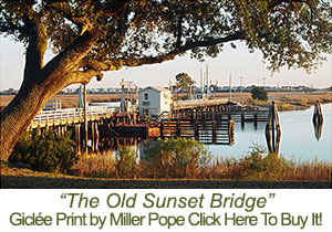 Sunset Beach Bridge Sunset Beach NC