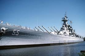 Battleship Tours Nc