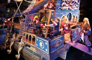Pirates Voyage Myrtle Beach Vacation Activity Guide