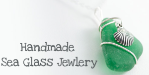 Local Hand Made Sea Glass Jewelry