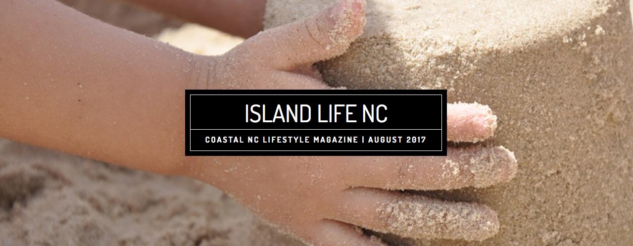 Island Life NC August 2017