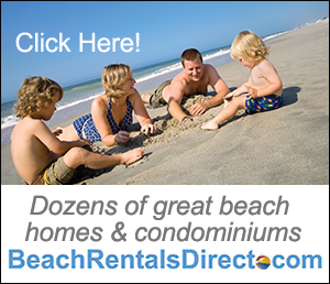 BeachRentalsDirect.com Vacation Rentals Sunset Beach NC