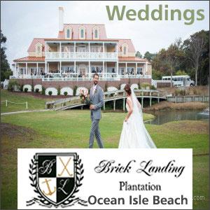 Brick Landing Plantation Weddings