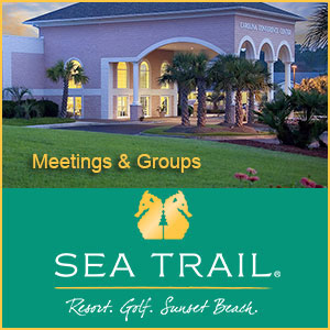 Sea Trail Resort's convention center
