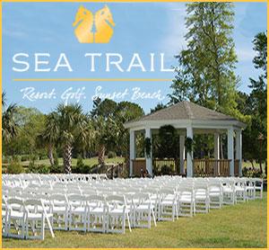 Sea Trail Weddings Sunset Beach NC