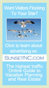 Advertise on SunsetNC.com