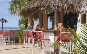The Winds Resort Beach Club Tiki Bar