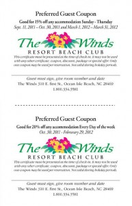 Discount Lodging Coupons