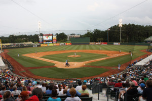 Myrtle Beach Pelicans Baseball Vacation Activity Guide