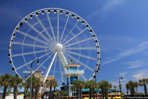 Myrtle Beach Skywheel Vacation Activity Guide