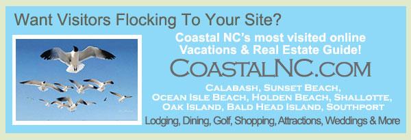 Advertise on SunsetNC.com