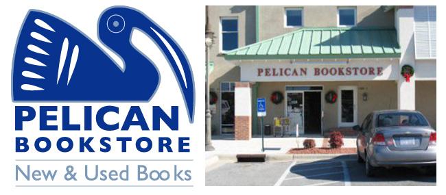 Pelican Bookstore Sunset Beach NC
