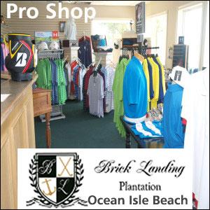 Brick-Landing-Pro-Shop Ocean Isle Beach