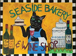 Seaside Bakery and Wine Shop