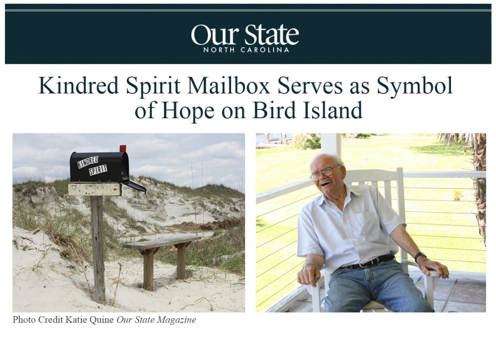 Kindred Spirit Our State Magazine