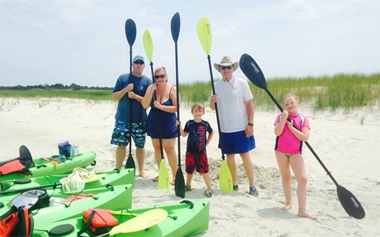 kayak-tours-and-rentals-sunset-beach-nc-kids-activities
