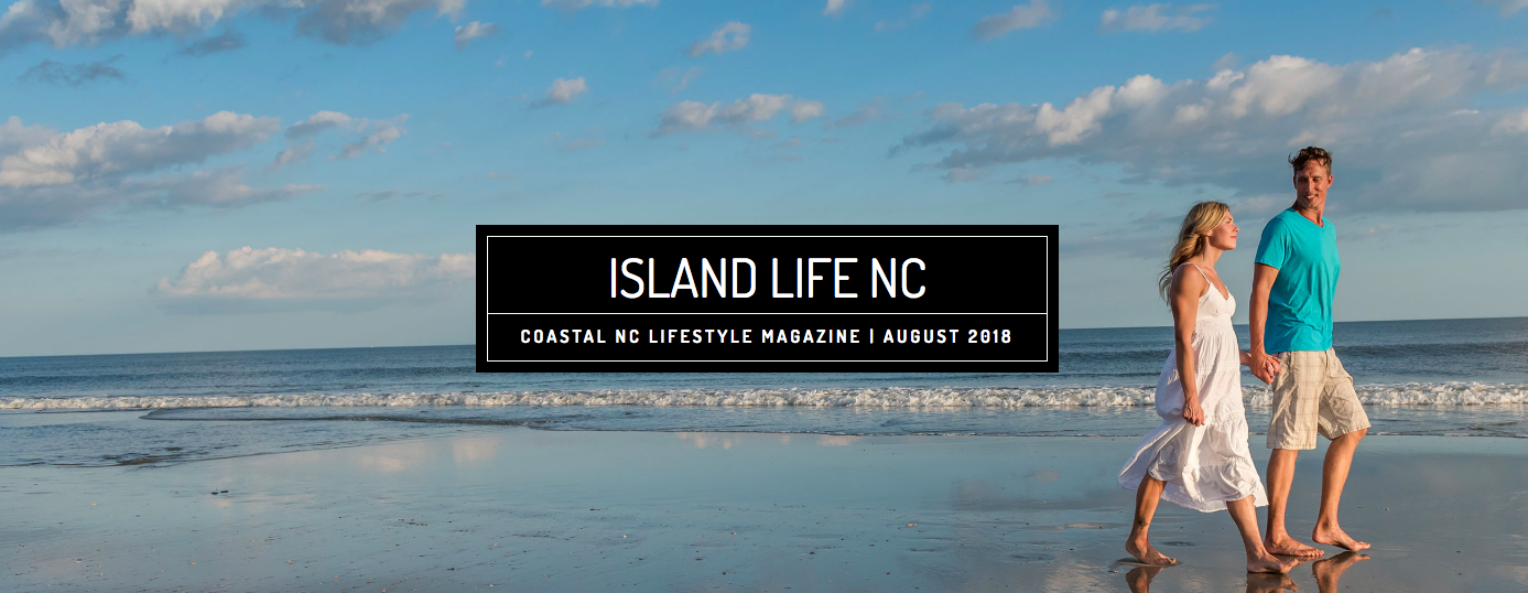 Island Life NC August 2018