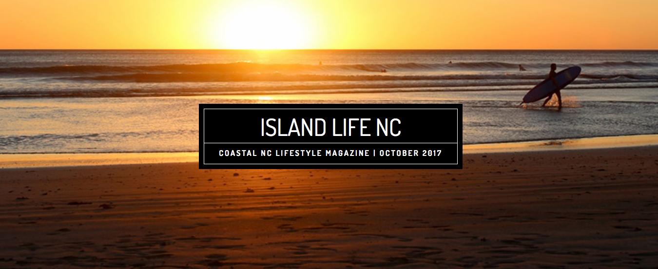 Island Life NC October 2017
