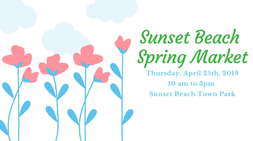 Sunset Beach Spring Market