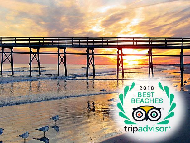 Sunset Beach Named One Of Best Beaches In North Carolina Sunsetnc